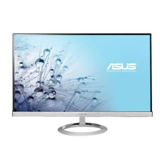 ASUS MX279H 27'' AH - IPS Wide FullHD 1920x1080 5ms Multimediale VGA / 2*HDMI Nero / Argento