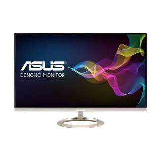 ASUS MX27UC Monitor 27\'\' AH-IPS 4K UHD 5ms Multimediale HDMI/DP 2*Type-C Nero/Argento