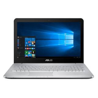Asus N552VW - FY136T N552VW Intel Core I7 - 6700HQ 16GB GeForce GTX960M 1TB HDD Wi - Fi 15.6'' FHD Win 10 Grigio
