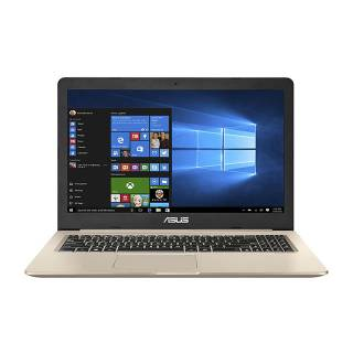 Asus N580GD Intel Core i7-8750H 16GB GeForce GTX 1050 SSD 512GB HDD 1TB 15.6'' UHD Win 10 Gold Metal