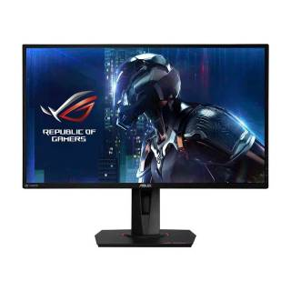 Asus ROG Swift PG279QE Monitor Gaming 27 IPS 144Hz WQHD 4ms Multimediale Pivot G-Sync HDMI/DP Nero
