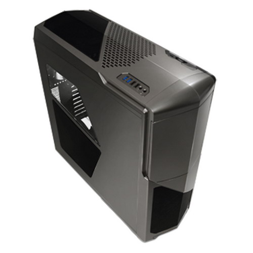NZXT GAMING CASE PHANTOM 630 GUN METAL ULTRA TOWER CA-P630W-G1