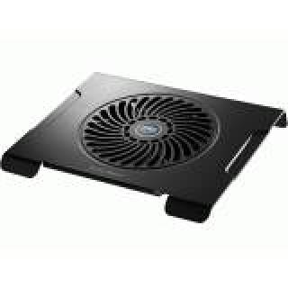 Cooler Master NOTEPAL CMC3 stand per notebook 15'' Nero