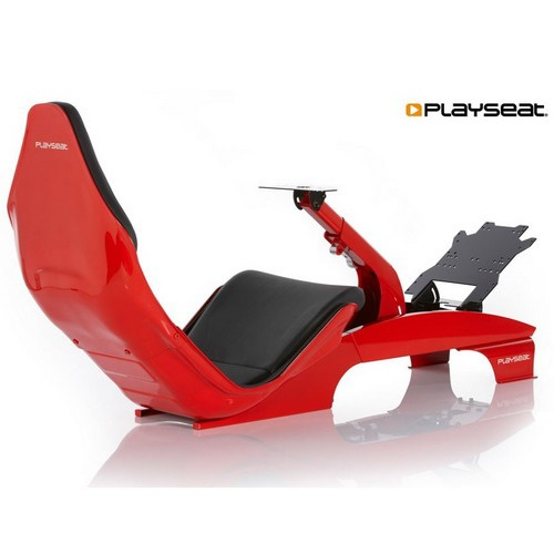 PLAYSEAT RED F1 racing seat RF.00046 (DUE SCATOLE)