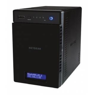 Netgear RN21400 NAS 4*bay ARM Cortex A15 2GB 3.5'' 2*GLAN 3*USB3.0