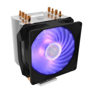 Cooler Master Hyper H410R RGB CPU Cooler Intel 1151/1200/2066 AMD AM4/AM3