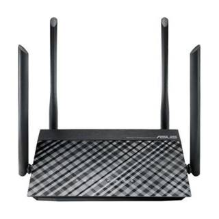 Asus RT-AC1200 Router Gigabit 4*Porte Dual Band 867Mbps Nero