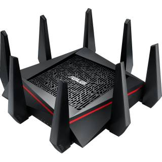 ASUS RT-AC5300 Router Gigabit WiFi Triband - Nero
