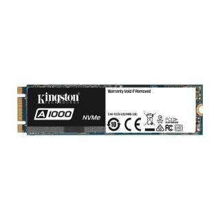 Kingston A1000 SSD 480GB M.2 NVMe 1500/900 MB/s