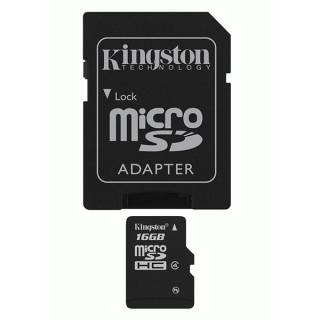 Kingston 16GB microSDHC Classe 4