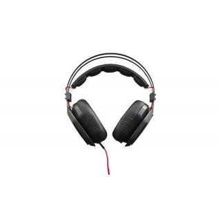 Cooler Master Masterpulse Over Ear jack 3.5 Nero/Rosso