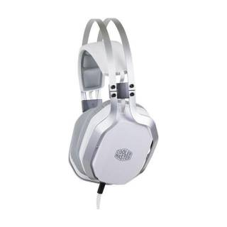 Cooler Master MasterPulse White Edition Bass FX Cuffia Stereo jack 3.5mm Bianco
