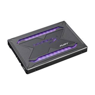 Kingston HyperX SSD Fury RGB 480GB SataIII 2.5 550/480MB/s