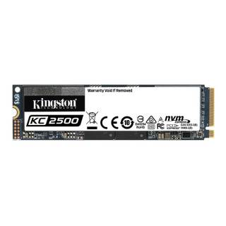 Kingston KC2500 SSD 1TB M.2 NVMe 3500/2900 MB/s 3D TLC