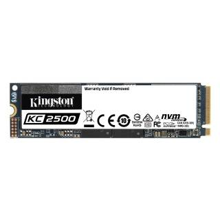 Kingston KC2500 SSD 250GB M.2 NVMe 3500/1200 MB/s 3D TLC