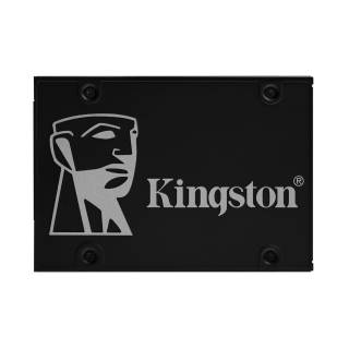 Kingston KC600 SSD 512GB SataIII 2.5 550/520 MB/s 3D TLC