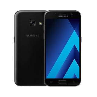 Samsung Galaxy A3 2017 Exynos 7870 16GB 4.7'' Super AMOLED 4G 13MP Android 6.0 Nero No Brand
