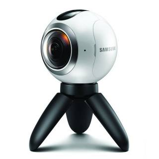 Samsung Gear 360 Webcam 15Mp Bianco