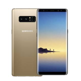 Samsung Galaxy Note 8 Exynos 8895 64GB 6.3\'\' Super Amoled QHD+ 4G Dual SIM Android 7 Maple Gold No Brand