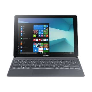 Samsung Galaxy Book Intel Core i5 4GB Intel HD SSD 128GB 12\'\' FHD+ Touch Win 10 Wi-Fi Nero