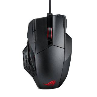 Asus ROG Spatha Mouse Laser Wireless 8200DPI 12 Tasti Nero