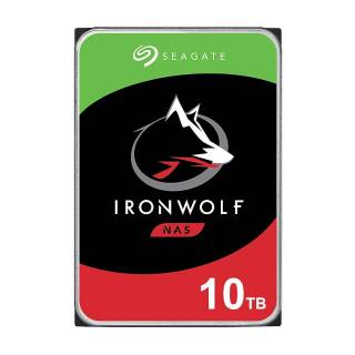 Seagate IronWolf HDD NAS 10TB 256MB 7200rpm 3.5 SataIII
