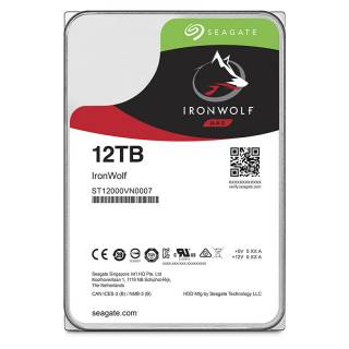 Seagate IronWolf HDD 12TB 256MB 7200rpm SataIII 3.5''