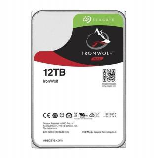 Seagate IronWolf HDD NAS 12TB 256MB 7200rpm SataIII 3.5