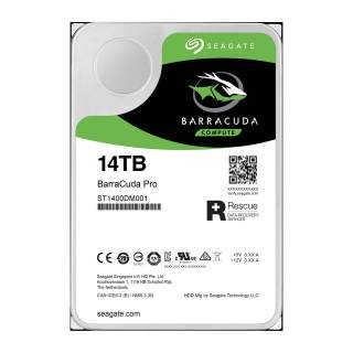 Seagate Barracuda Pro HDD 14TB 256MB 7200rpm SataIII 3.5''