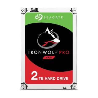 Seagate IronWolf Pro HDD NAS 2TB 128MB 7200rpm SataIII 3.5