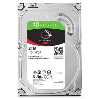 Seagate IronWolf HDD 2TB 64MB 5900rpm SataIII 3.5''