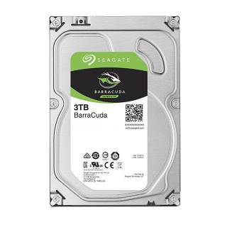 Seagate Barracuda HDD 3TB 256MB 5400rpm SataIII 3.5''
