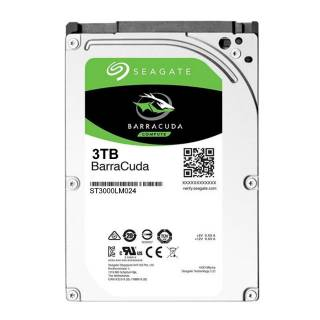 Seagate Barracuda HDD 3TB 128MB SataIII 5400rpm 2.5''