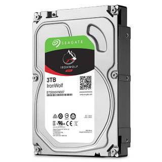 Seagate IronWolf HDD 3TB 64MB 5900rpm SataIII 3.5''
