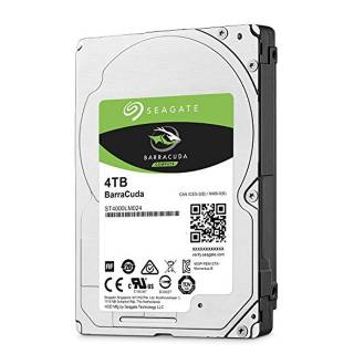 Seagate Barracuda HDD 4TB 128MB 5400rpm SataIII 2.5