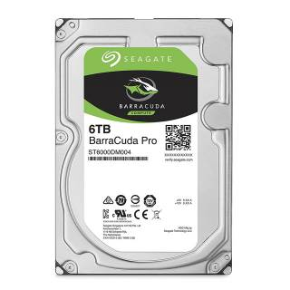 Seagate Barracuda Pro HDD 6TB 256MB 7200rpm SataIII 3.5''