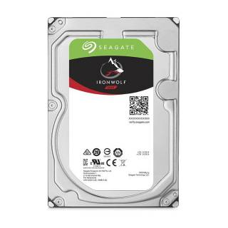 Seagate IronWolf HDD NAS 6TB 256MB 7200rpm SataIII 3.5