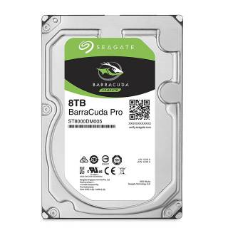 Seagate Barracuda Pro HDD 8TB 256MB 7200rpm SataIII 3.5''