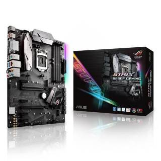 Asus ROG Strix B250-F Gaming Intel B250 4*DDR4 2*M.2 6*SATA3 DVI/HDMI/DP Type-C USB3.1 ATX