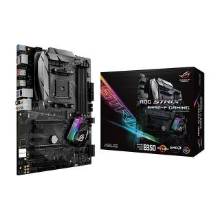 Asus ROG STRIX B350-F Gaming AMD B350 4*DDR4 M.2 6*SataIII sk AM4 HDMI/DP USB 3.1 ATX
