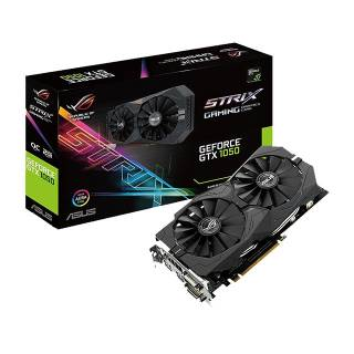 Asus GeForce ROG Strix GTX 1050 OC 2GB Gaming Aura RGB 2*DVI / HDMI / DP PCi Ex 3.0 16x