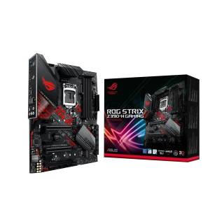 Asus ROG Strix Z390-H Gaming Intel Z390 4*DDR4 2*M.2 6*SataIII USB3.1 sk1151 HDMI/DP ATX