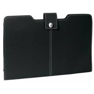 Targus TBS608EU custodia Twill per MacBook 16'' Nero