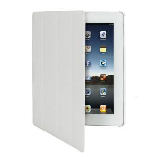 Targus Click-In Cover Custodia/Stand per iPad 3 e 4 Bianco