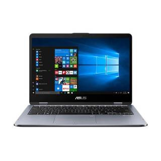 Asus VivoBook Flip TP410UA Intel Core i3-7100U 4GB Intel HD HDD 500GB 14'' FullHD Win 10 Pro Grigio