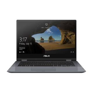 Asus VivoBook Flip TP412FA Intel Core i5-8265U 4GB Intel UHD SSD 256GB 14'' Touch FullHD Win 10 Star Gray Pixel, 4 GB, 256 GB