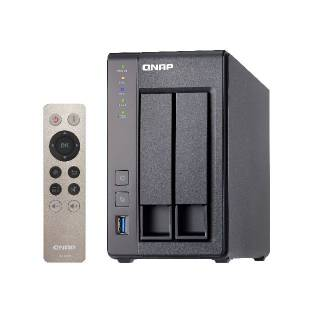 QNAP TS-251+-8G 2bay 3.5'' Intel Celeron 2.00Ghz 8GB DDR3L 2*GLAN USB 3.0