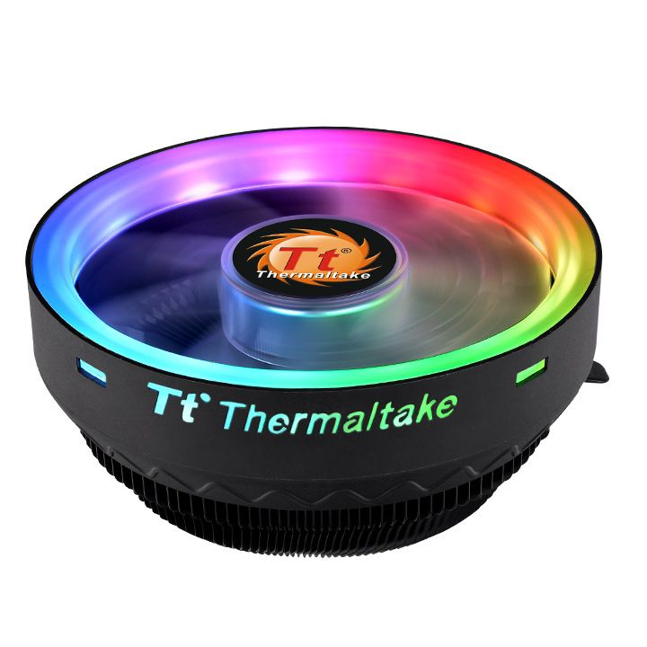 Thermaltake CPU COOLER UX100 1800rpm ARGB FAN 5V MB SYNC