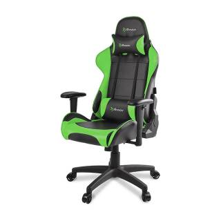 Arozzi Verona V2 Gaming Chair Nero/Verde