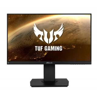 Asus TUF Gaming VG249Q Monitor 24 144Hz WLED/IPS FullHD 1ms MPRT Multimediale FreeSync HDMI/DP/VGA
